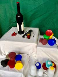 Urethane Bottle Stoppers